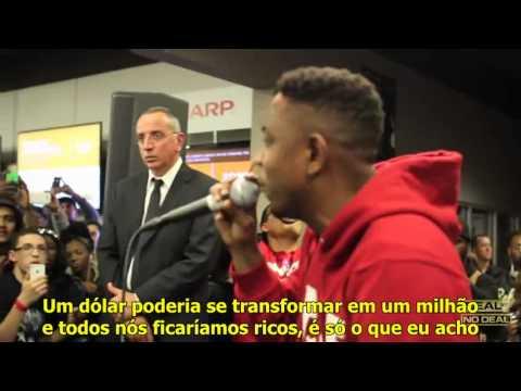 Kendrick Lamar ft Jay Rock  Money Trees Legendao Ao Vivo