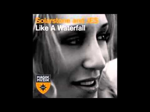 Solarstone feat. Jes -  Like A Waterfall (Lime Chill Remix)