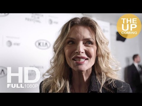 Michelle Pfeiffer interview at Scarface 35 years later premiere – Tribeca Film Festival 2018