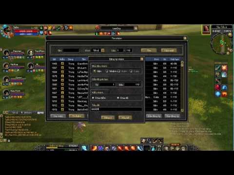 SRO 3JOB THANH LONG War TheLofS vs G Trader