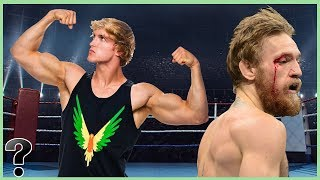 What If Logan Paul Fought Conor McGregor?