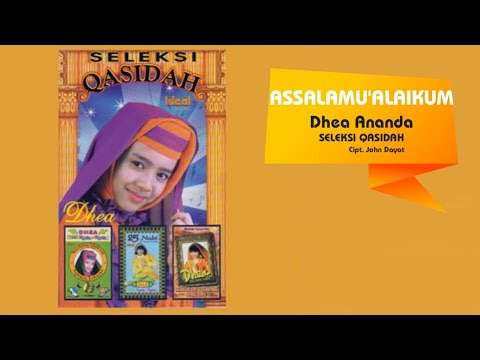 DHEA ANANDA - Assalamu'alaikum [OFFICIAL AUDIO]