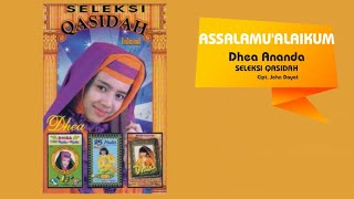 Download Video DHEA ANANDA - Assalamu'alaikum [OFFICIAL AUDIO] MP3 3GP MP4