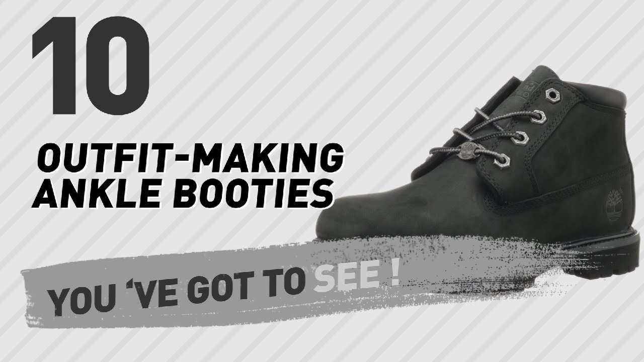 66450c17b98e Timberland Ankle Boots   Booties    New   Popular 2017 - YouTube