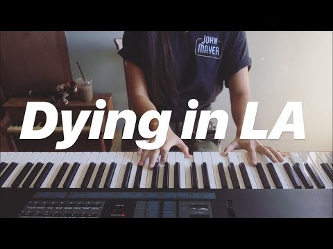 Panic! At the Disco - Dying in LA (piano cover & sheet music)