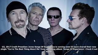 Baixar MTV News - Here's u2's brand new single 'you're the best thing about me' - nme