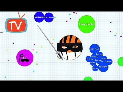 Agario Massively multiplayer online role-playing game - Agario Gameplay