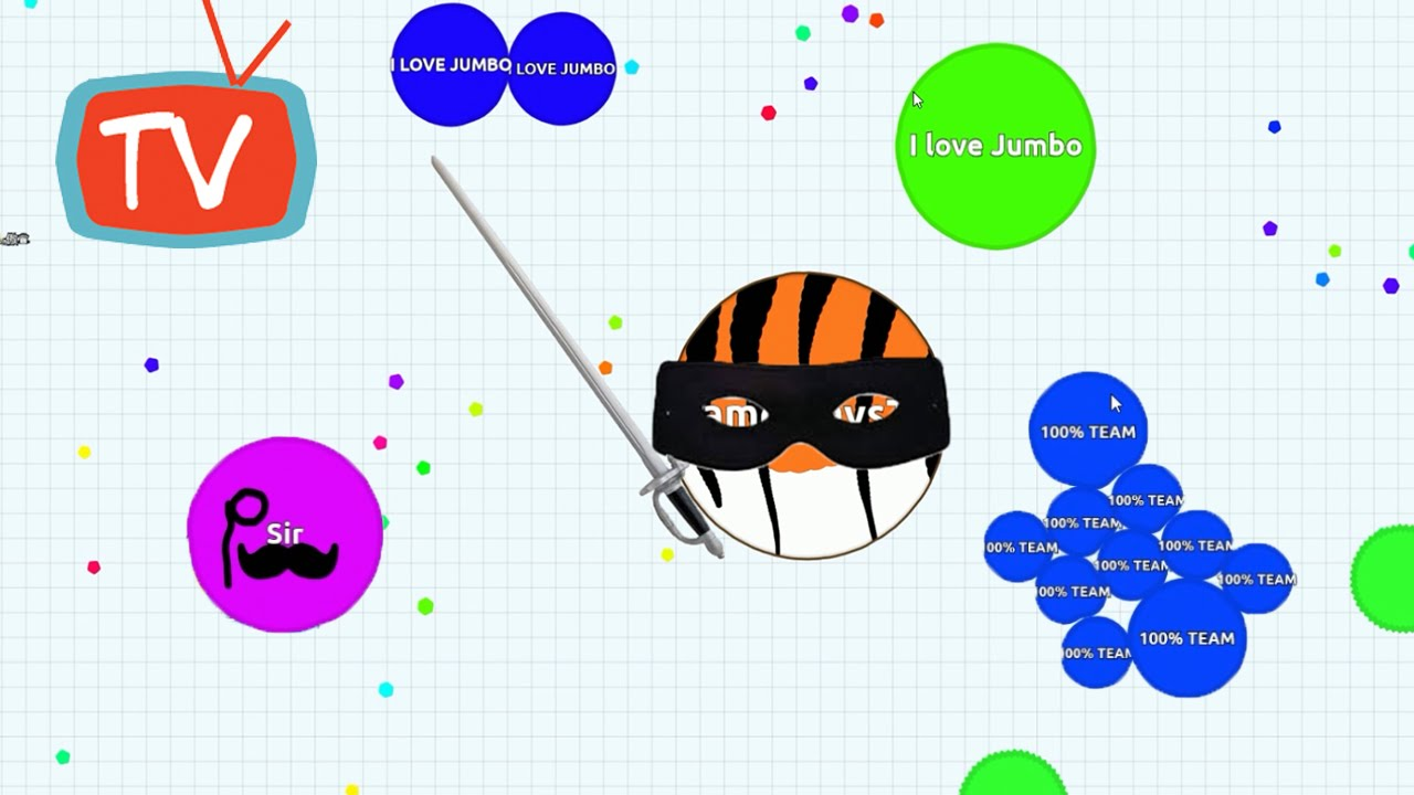Agario Multiplayer