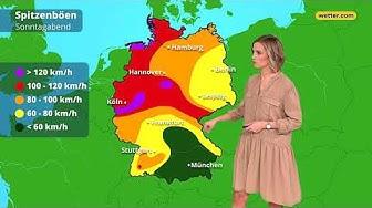 Wetter heute: Die aktuelle Vorhersage (09.02.2020)