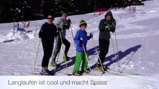 Schneesportlager Valbella 2016