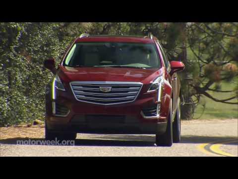 MotorWeek   Road Test: 2017 Cadillac XT5