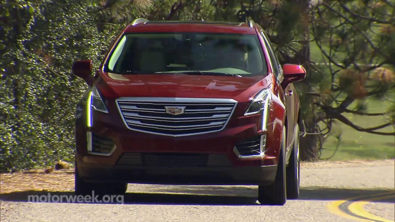 motorweek   road test: 2017 cadillac xt5 - youtube