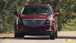 MotorWeek | Road Test: 2017 Cadillac XT5