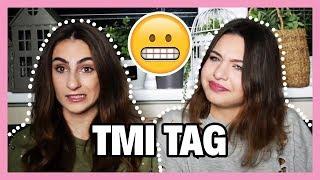 JESMO LI IKAD SLALE GOLE FOTKE?! | TMI TAG | Two Crazy Beauties