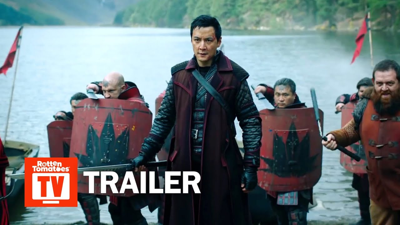 Into The Badlands S03e16 Series Finale Trailer Seven Strike As One Rotten Tomatoes Tv