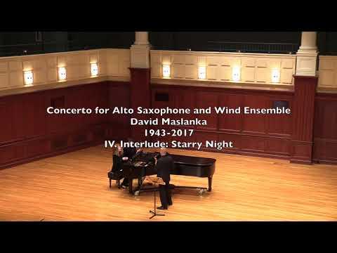Alexandria Medawar and Erik Johnson Senior Recital