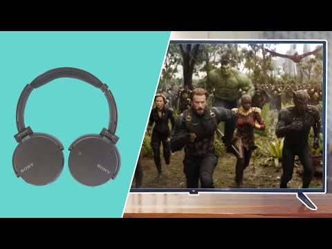 How To Use Bluetooth Headphones With Any TV