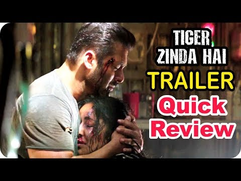 Tiger Zinda Hai | Official Trailer Out |...