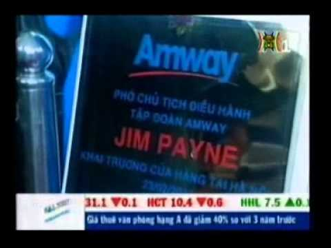 Tin: Siêu Thị Amway đầu tiên tại Hà Nội