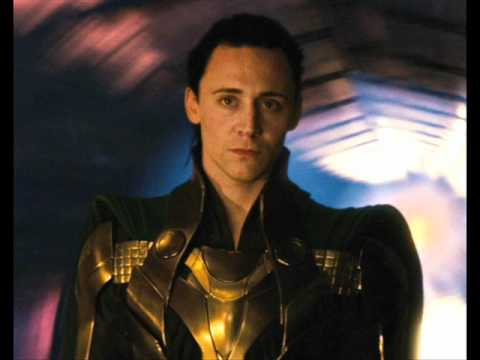 Loki / Tom Hiddleston - E.T - YouTube
