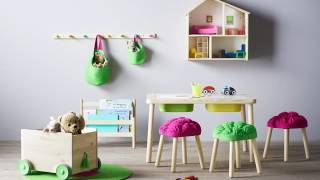 FLISAT Series - Children Furniture - IKEA