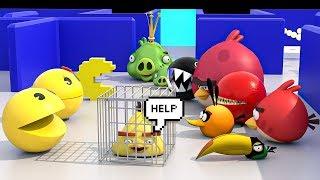 Pacman Vs Friends [volume 2]