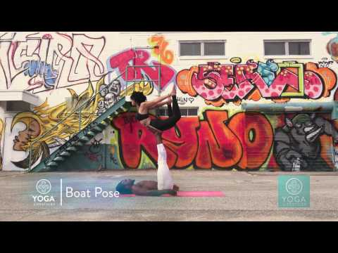 Acro Yoga Tutorial: 5 Acro Beginner Poses