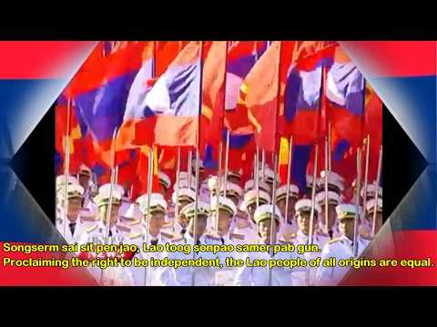 National Anthem:Lao People's Democratic Republic-Pheng Xat Lao