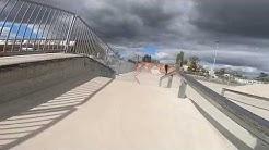 Skatepark Portet sur Garonne Découverte !!