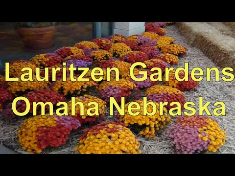 Lauritzen Gardens - Omaha's Botanical Center