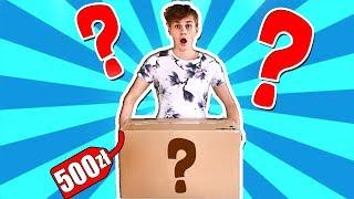 MYSTERY BOX ZA 500 ZŁ! *OPŁACAŁO SIĘ*