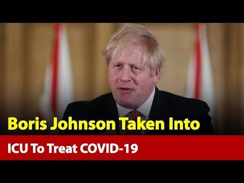 British PM Boris Johnson Taken Into ICU To Treat Coronavirus | News Nation