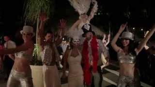 Hora Loca at Miami Beach Wedding @ The Palms Beach and Spa