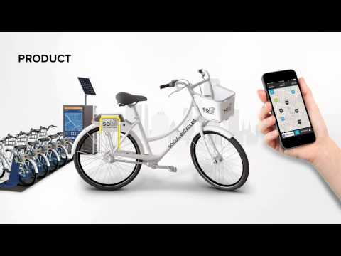 Pedal driven innovation: Why investors are riding the bicycle sharing market