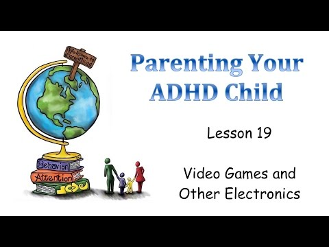 PYAC - Lesson 19 - Video Games and Other Electronics