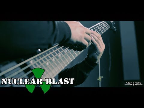 AENIMUS - 'The Ritual' (OFFICIAL BASS PLAYTHROUGH)