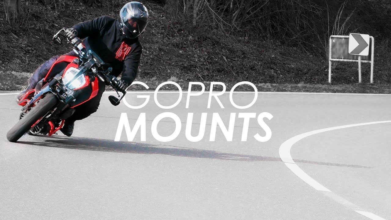 8 Gopro Halterungen Am Motorrad Tipps Und Tricks Hdgerman