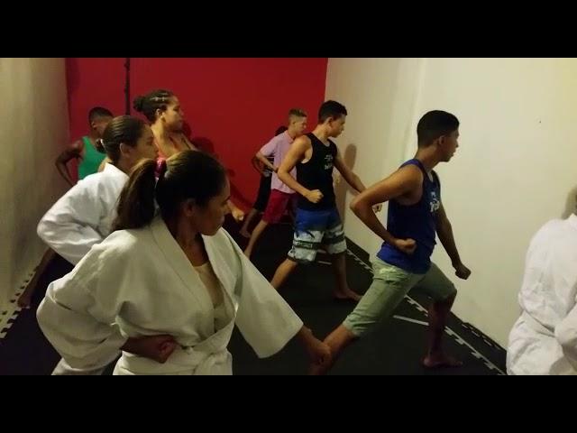 Turminha do karate