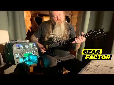 Enslaved's Ivar Bjornson Plays His Favorite Guitar Riffs
