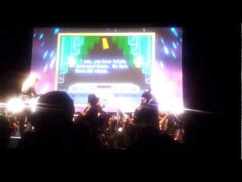 Legend of Zelda: Symphony of the Goddesses in San