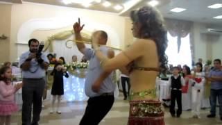 на свадьбе подруги Рузанны Прутян