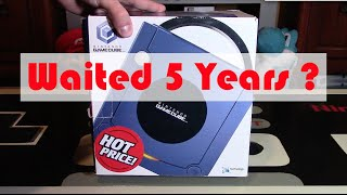 Indigo Gamecube Boxed Console - When Patience Pays Off