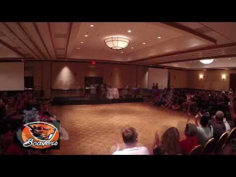 Western District Convention 2015 Fight Song Competition