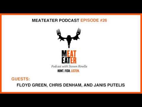 Episode 026: Floyd Green, Chris Denham, and Janis Putelis