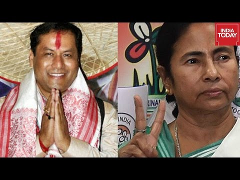 India Today Exit Poll Predicts Victory For BJP In Assam & TMC In West Bengal