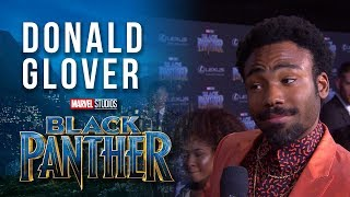 Donald Glover on the Marvel Studios