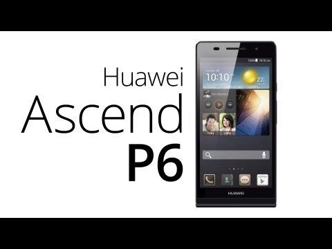Huawei Ascend P6 (recenze)