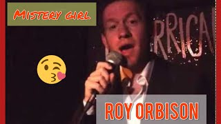 Mystery Girl - Ricciardi Gargano - Cover de Roy Orbison - Live in Paris