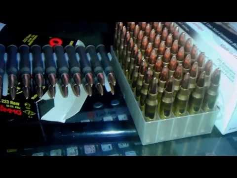 Shooting Range does not allow Wolf or Tulammo Ammo