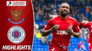 St. Johnstone 0-4 Rangers | Super-Sub Defoe Scores Double! | Ladbrokes Premiership
